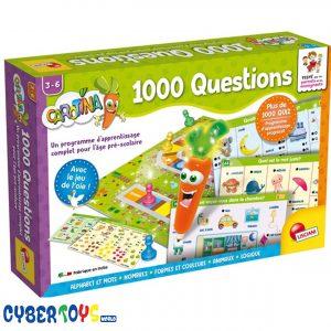 1000 questions lisciani