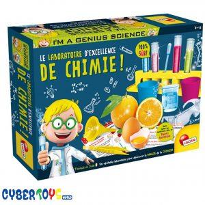 I'M GENIUS LE LABORATOIRE D'EXCELLENCE DE CHIMIE !