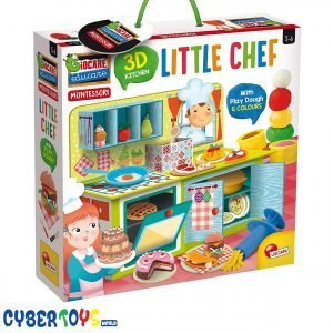 little chef pate à modeler