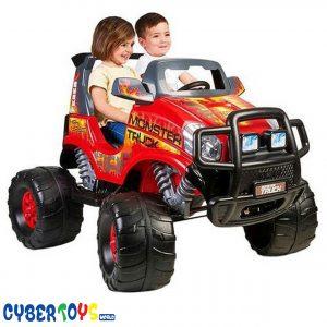 Monster truck enfant